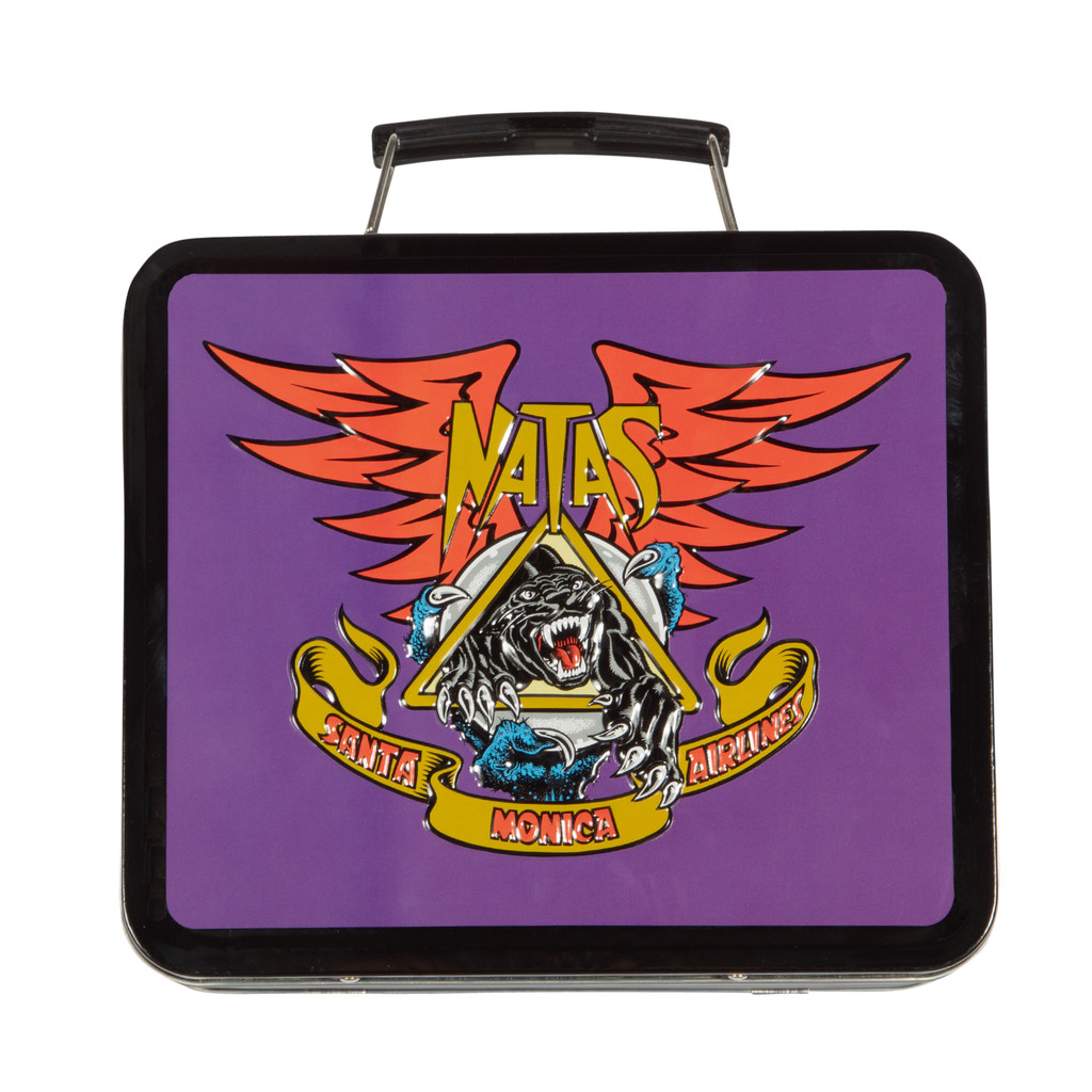 Santa Cruz SMA Natas Panther Lunch Box