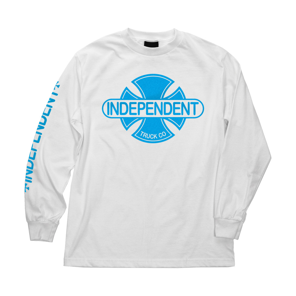Independent Baseplate Long Sleeve Shirt (Available in 2 Colors)