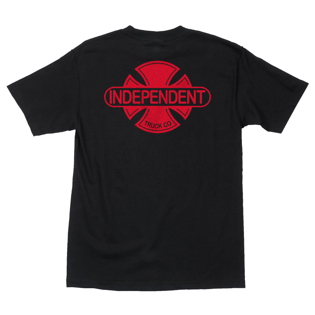 Independent Baseplate T-Shirt (Available in 2 Colors)