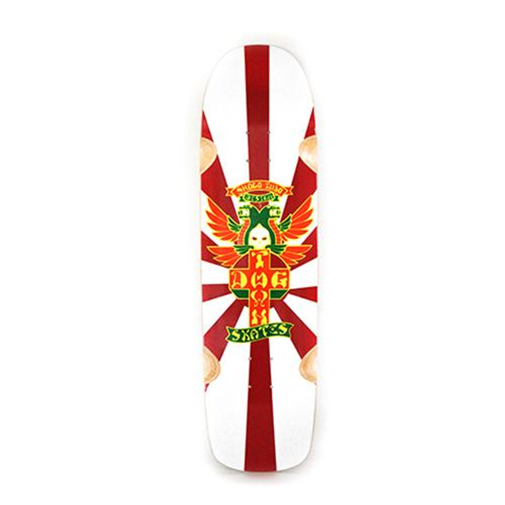 "Dogtown Pool Series Shogo Kubo Deck 8.75"" X 32.875"" (White)"