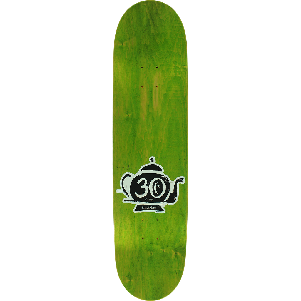 Foundation Hirata Back Off Limited Reissue Deck Screened 8.25""