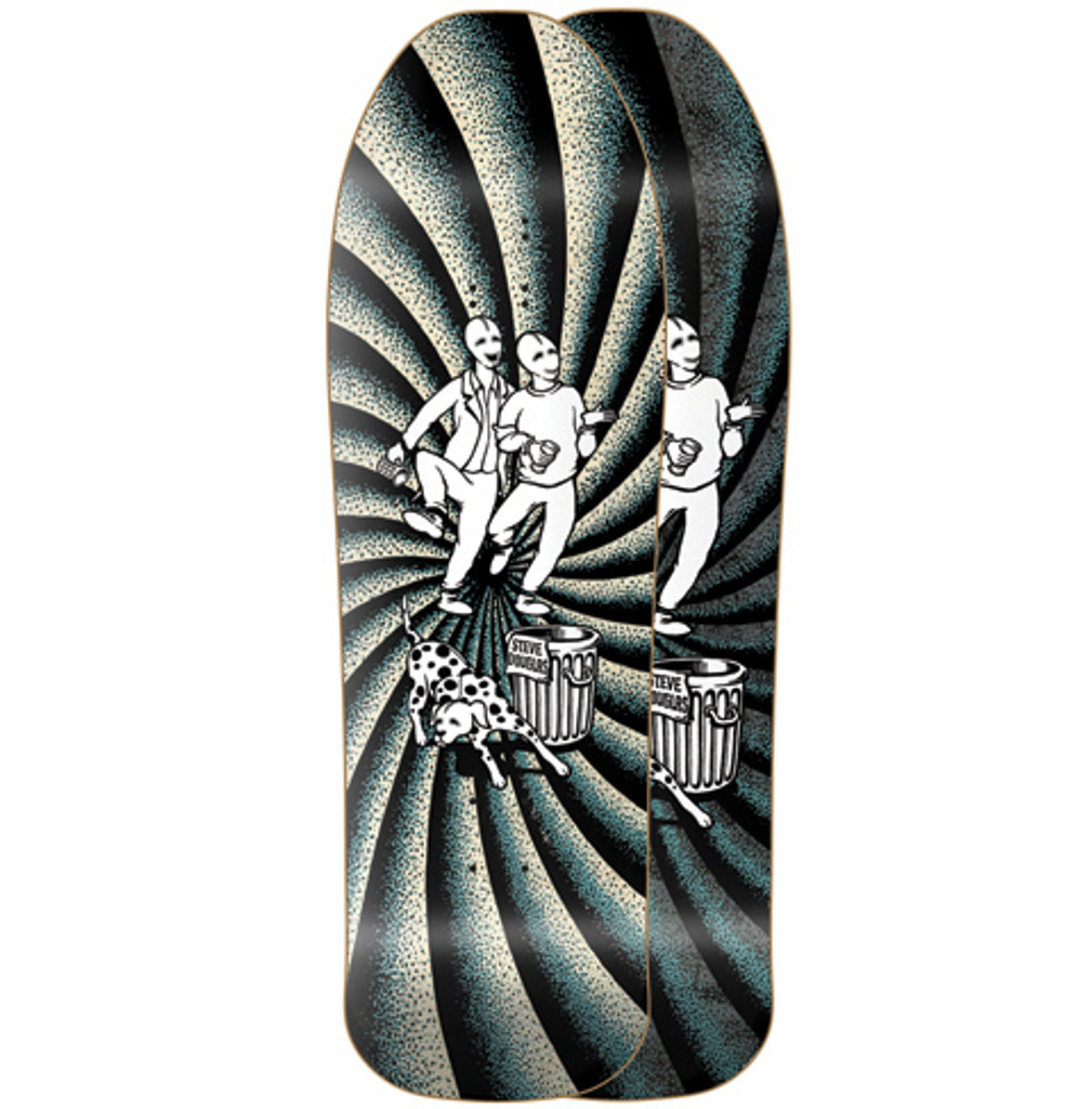 New Deal Steve Douglas Chums Old School Reissue Deck 9.75""