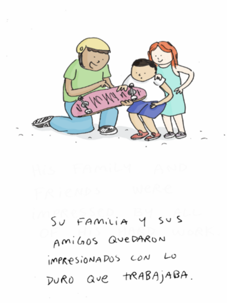 My First Skateboard Book (Spanish)