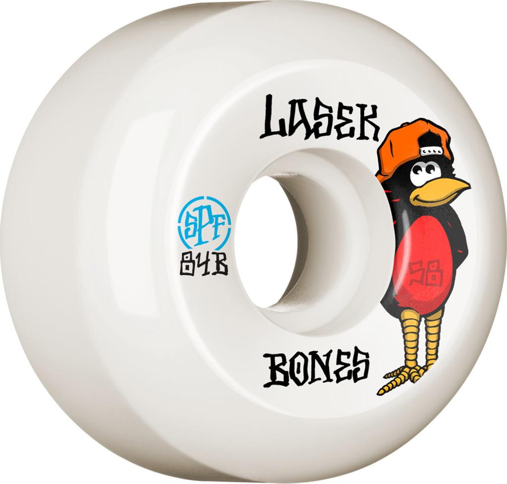 BONES WHEELS PRO SPF Lasek Oriole Wheels 58mm 104A 4pk