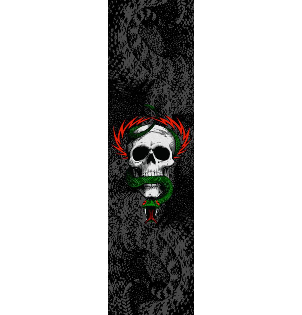 "Powell Peralta McGill Skull & Snake Skull Grip Tape 10.5"" x 33"""