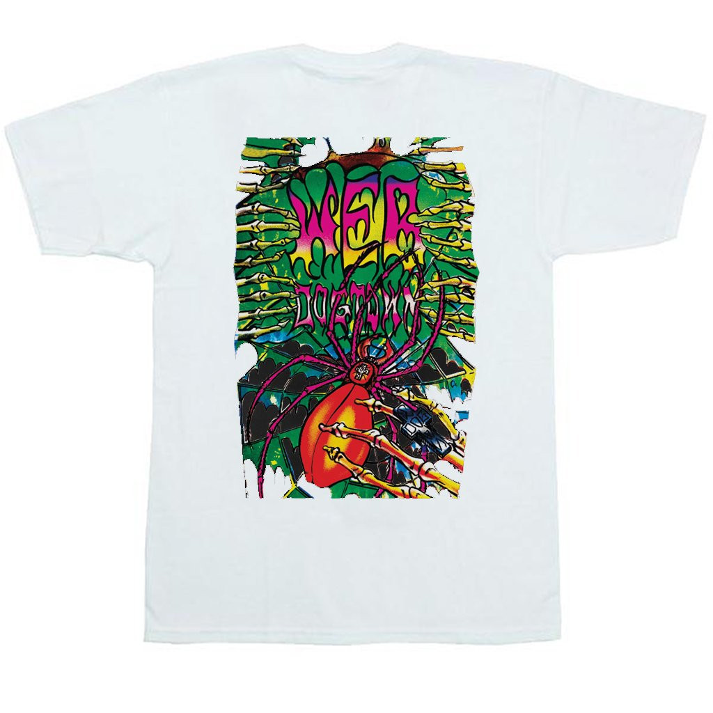 Dogtown Skates Web T-Shirt (Available in 2 Colors)