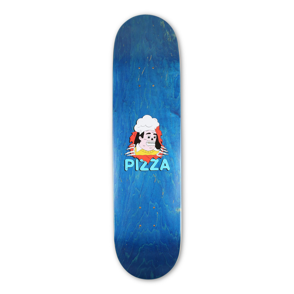 "Pizza Skateboards Terminator Deck 8.125"""