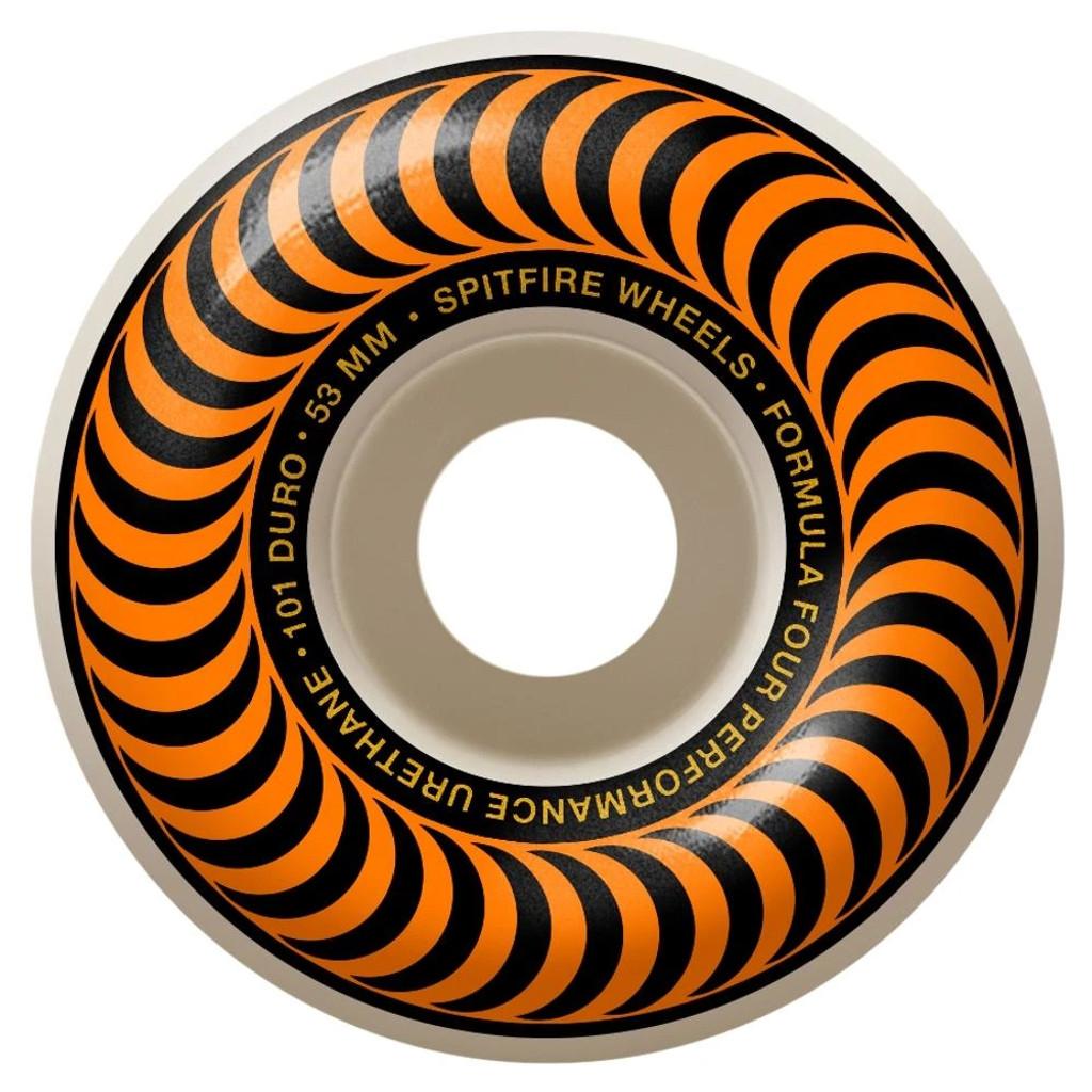 SPITFIRE Formula Four Classic 101D 53MM (Set of 4)
