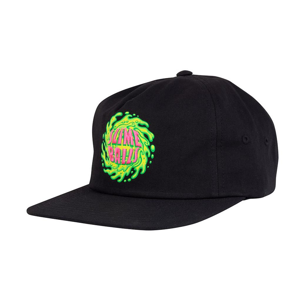 Santa Cruz Slime Balls Strapback Hat