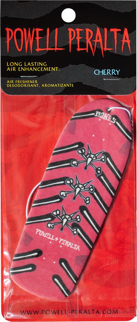 Powell Peralta Rat Bones Deck Air Freshener Cherry