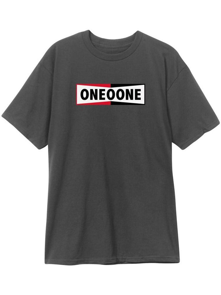 101 Heritage Spark Logo T-Shirt (Tar)