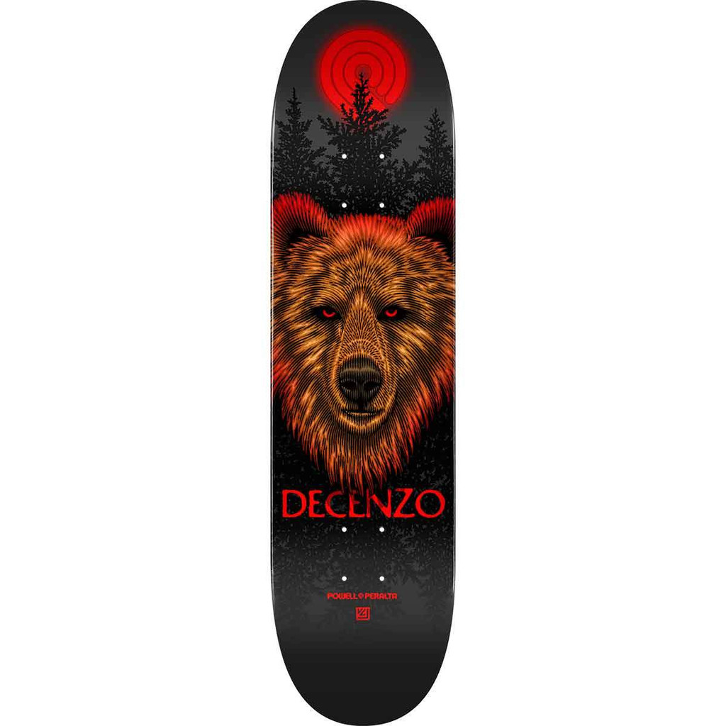 "Powell Peralta Scott Decenzo Bear Deck 8.0"" x 31.45"""