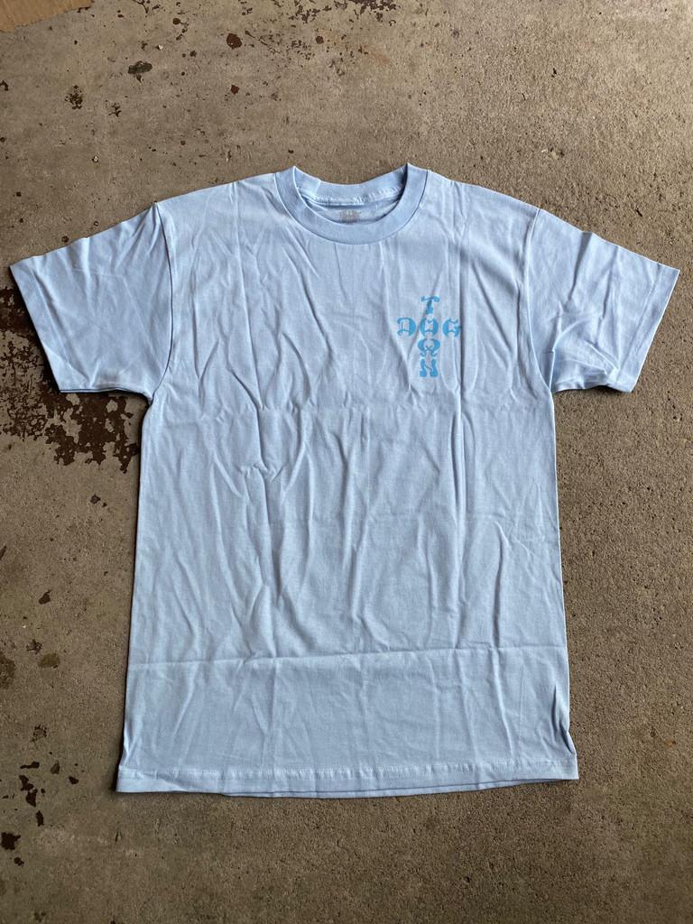 Dogtown Skates Shogo Kubo T-Shirt (Powder Blue)