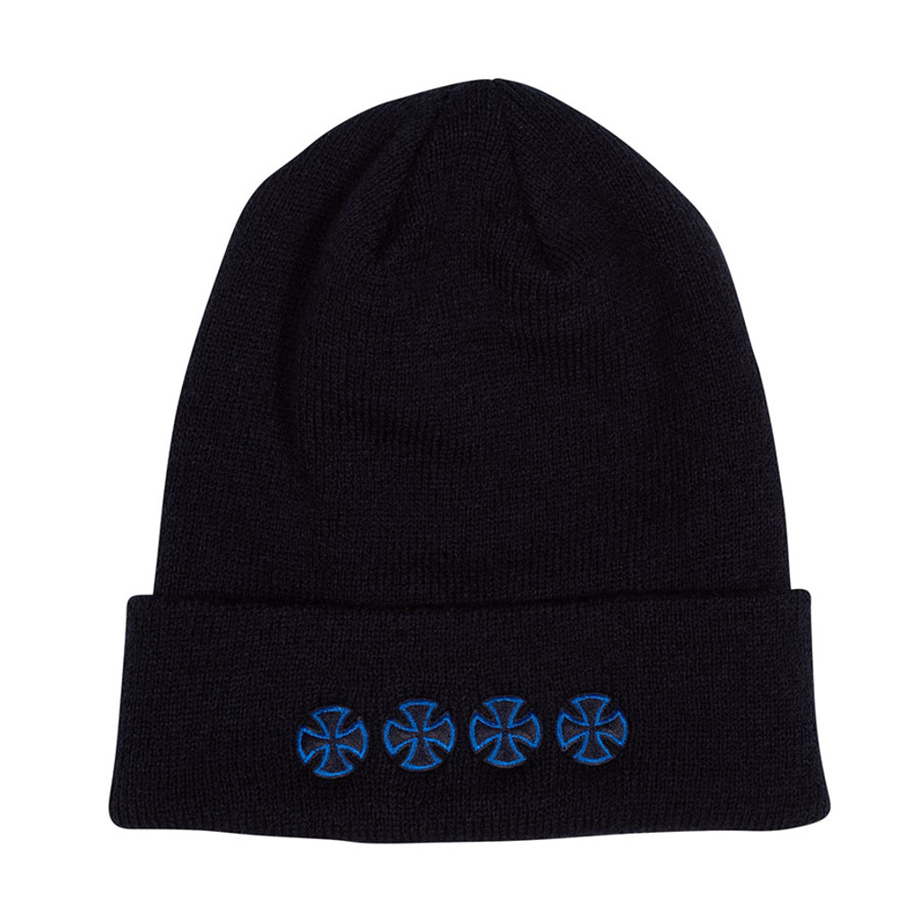 Independent Truck Co. Chain Cross Long Shoreman Beanie (Navy)
