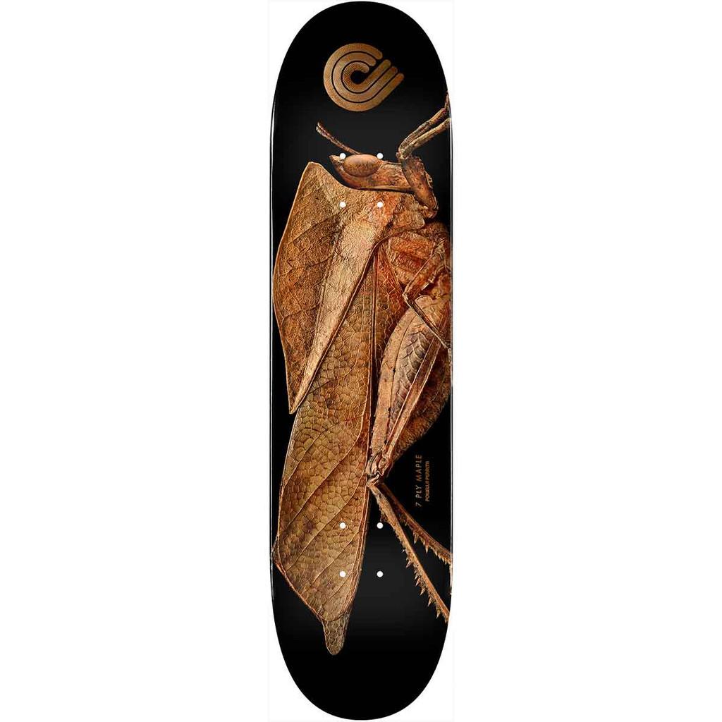 "Powell Peralta BISS Leaf Grasshopper Deck 8.5"" x 32.08"""