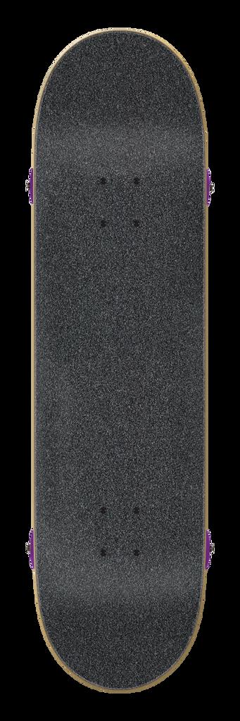 "Santa Cruz Floral Decay Hand Mini Complete Skateboard 7.75"" x 30"" FREE USA SHIPPING"