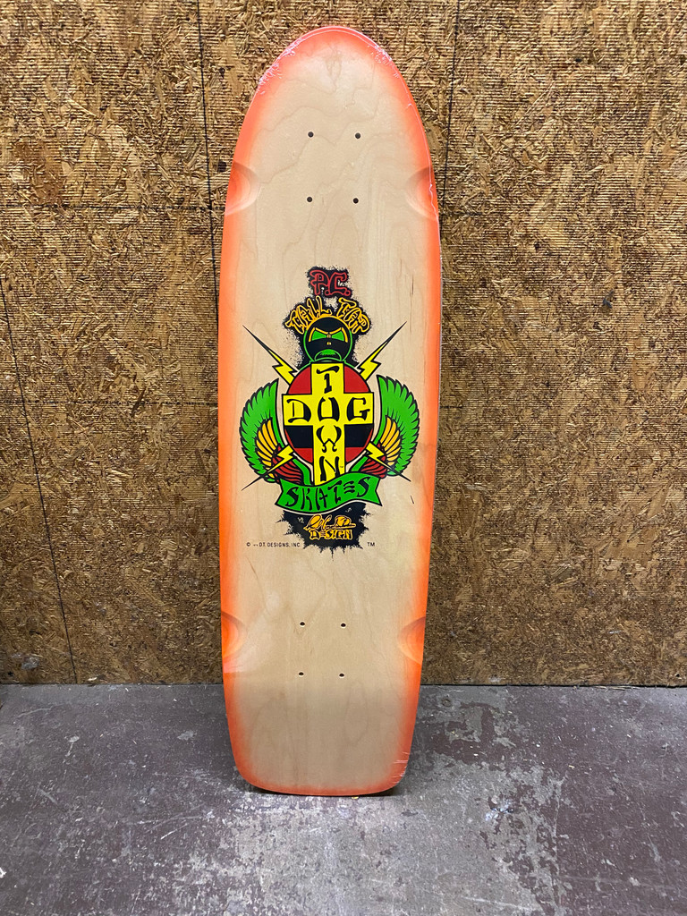 """Dogtown PC Tail Tap OG Classic Deck 8.375"""" x 30"""""""
