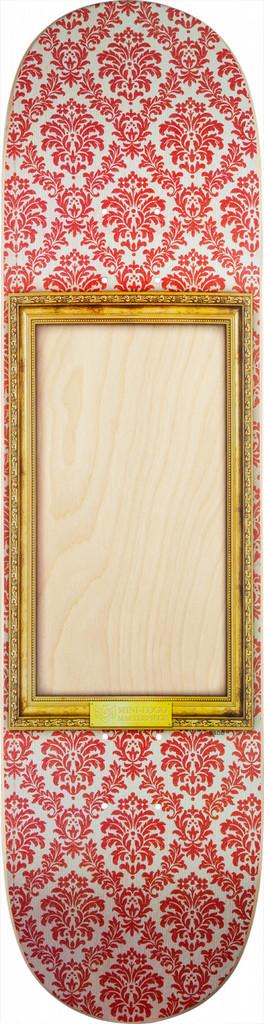 "Mini Logo Masterpiece Portrait Deck 8.50"" x 32.08"""