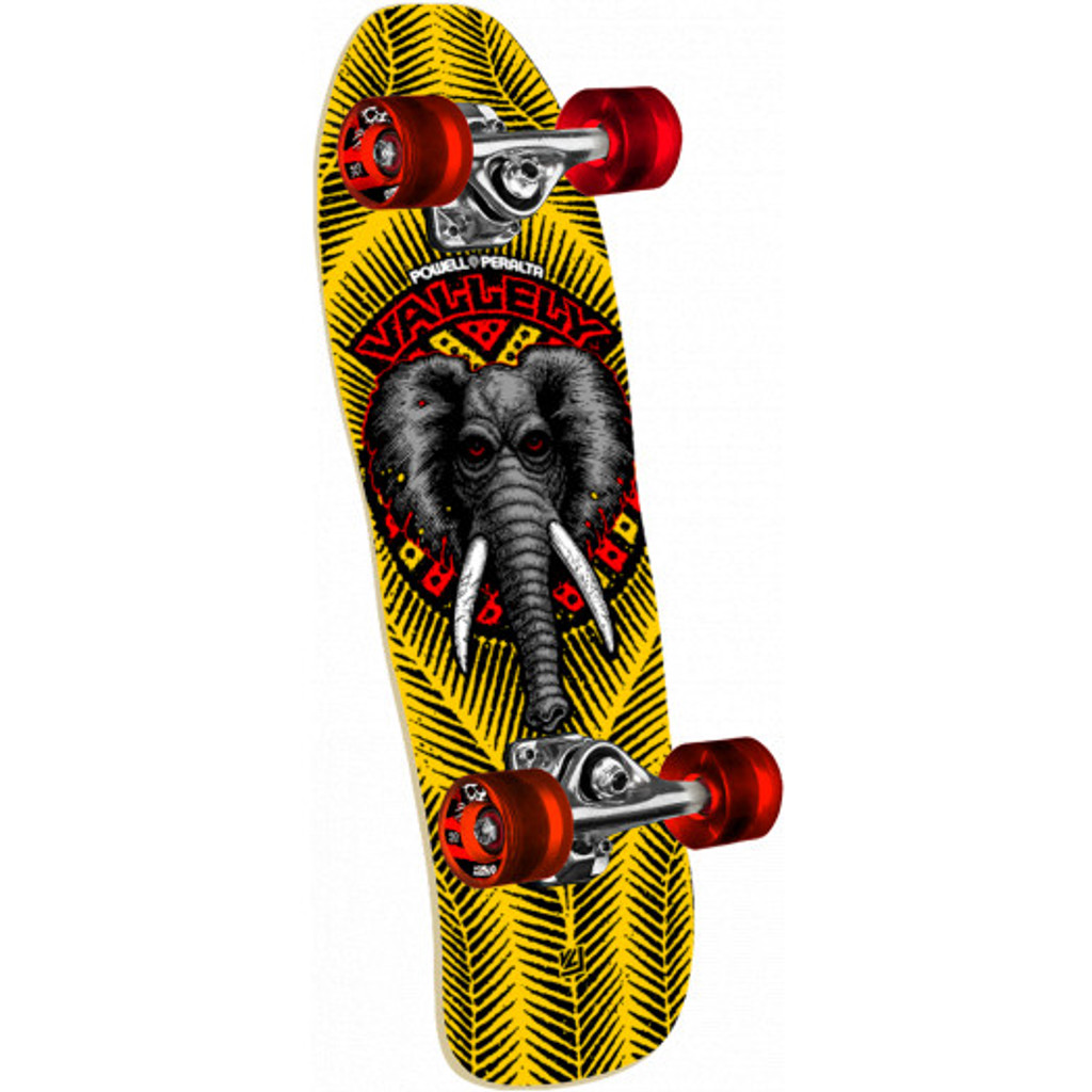 """Powell Peralta Mini Mike Vallely Elephant Complete 7.5"""" x 24"""""""