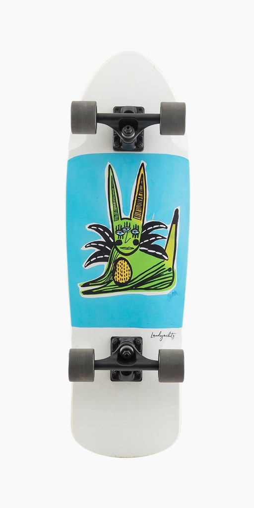 Landyachtz ATV Jammer Third Eye Complete Skateboard FREE USA SHIPPING