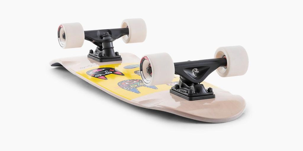 Landyachtz Dinghy Blunt Wild Cats Complete Skateboard FREE USA SHIPPING