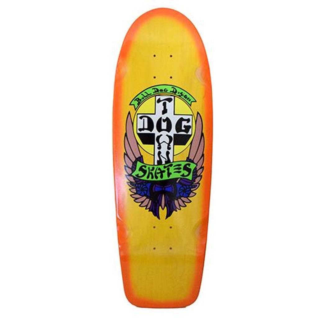 """Dogtown OG Bull Dog Rider Reissue Deck 10"""" X 30.575"""""""