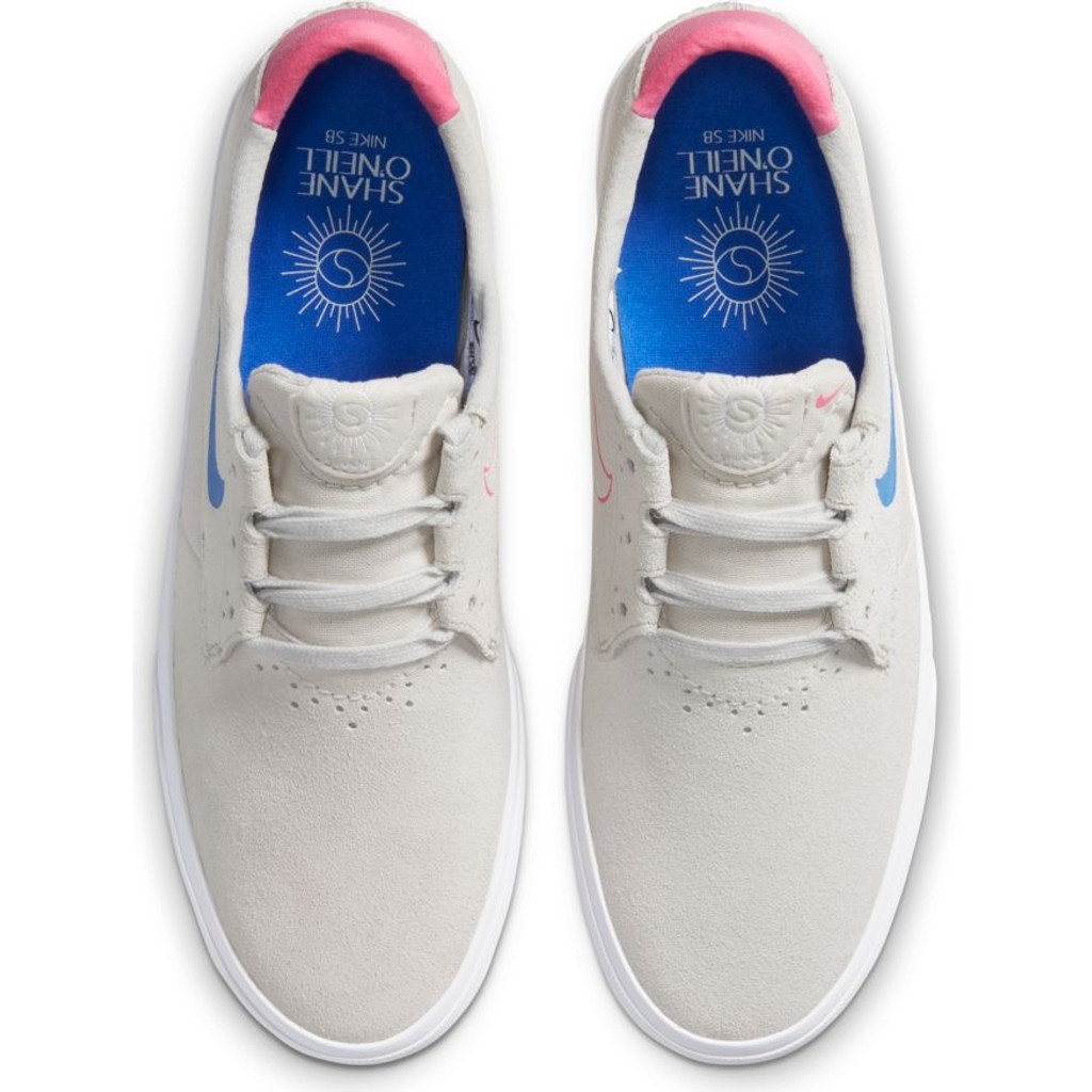 Nike SB Shane T (Summit White/Racer Blue) FREE USA SHIPPING