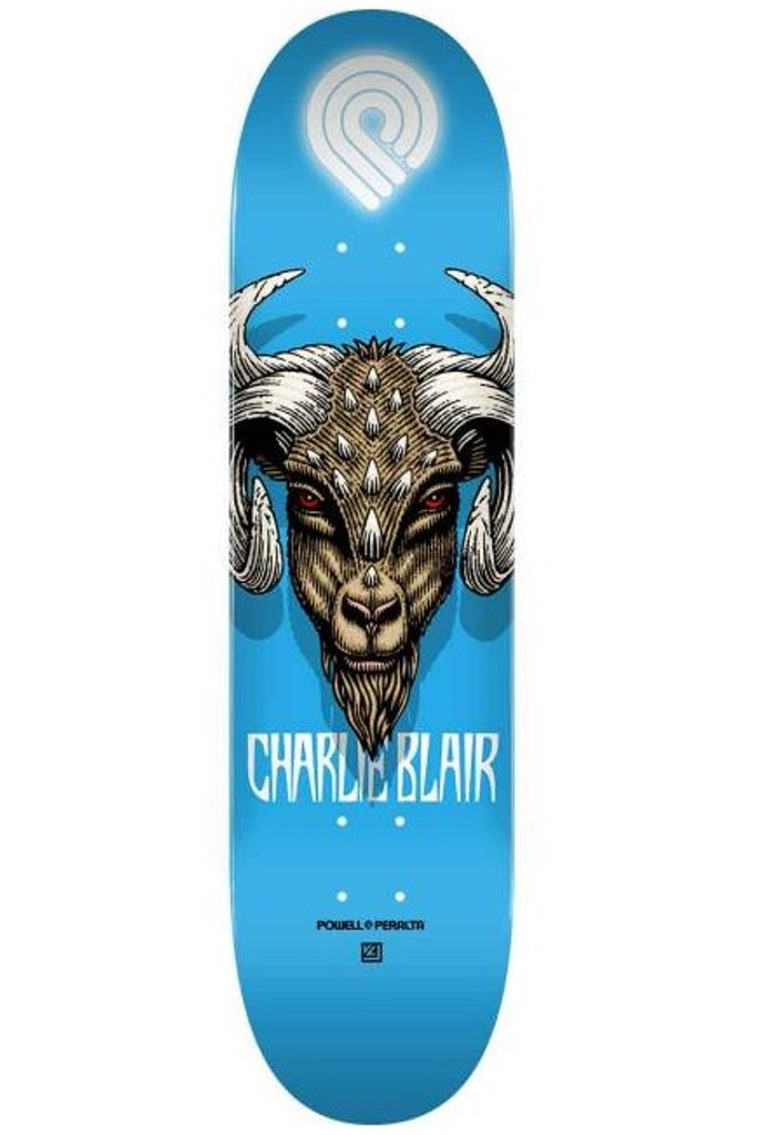 "Powell Peralta Pro Charlie Blair Goat 2 Deck 8.25"" x 31.95"""