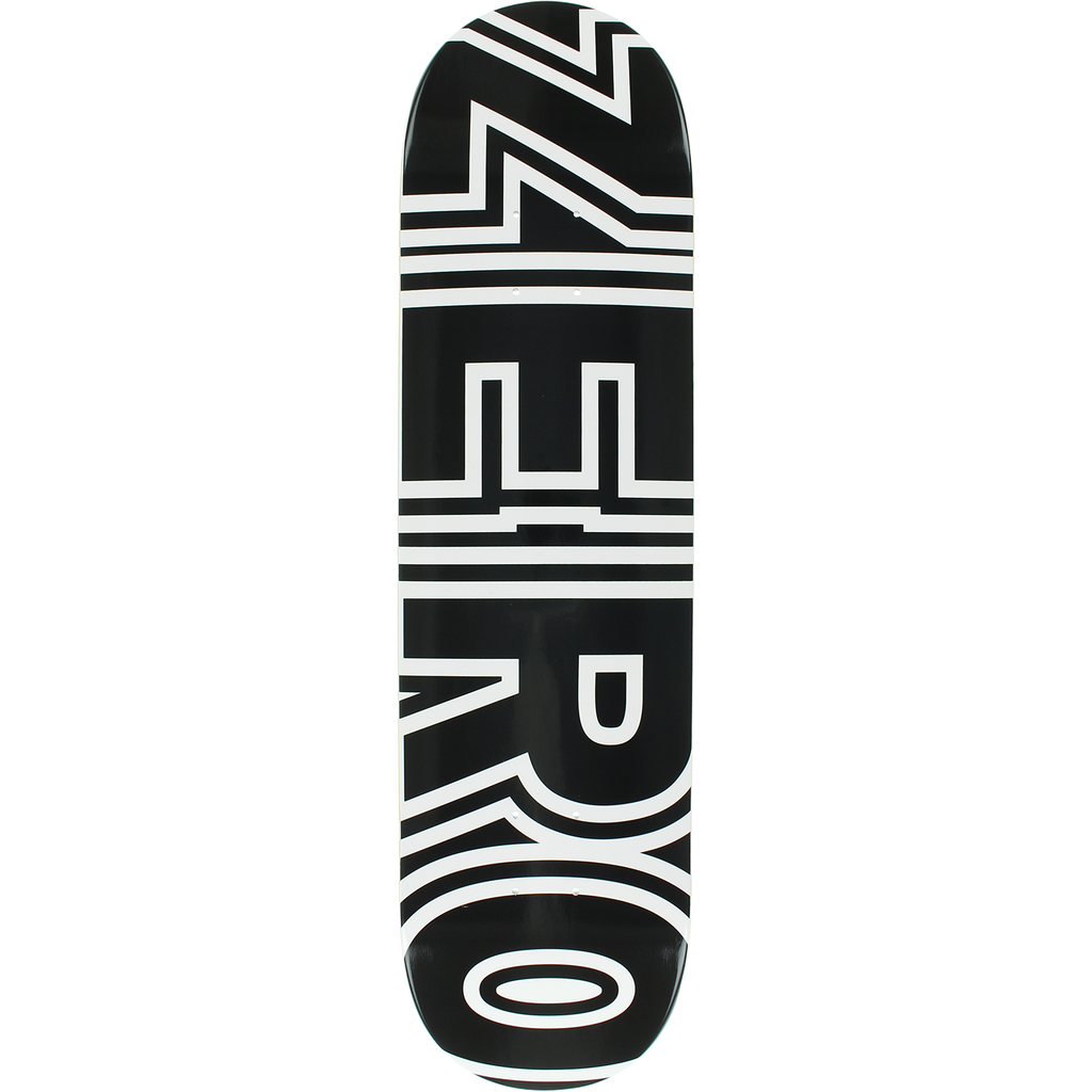 "Zero Team Bold Deck 8.25"" x 31.9"""