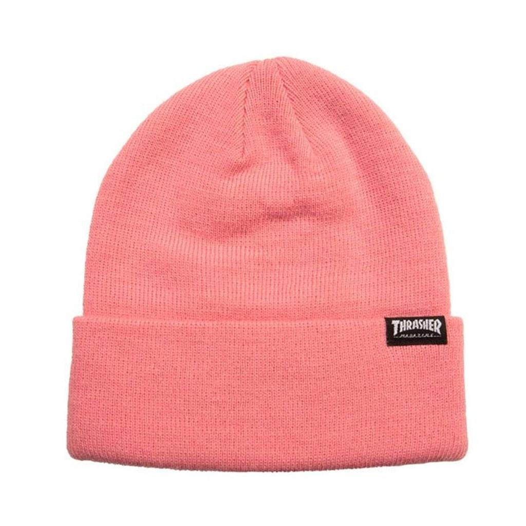 Thrasher Gonz SAD Beanie (Light Pink)