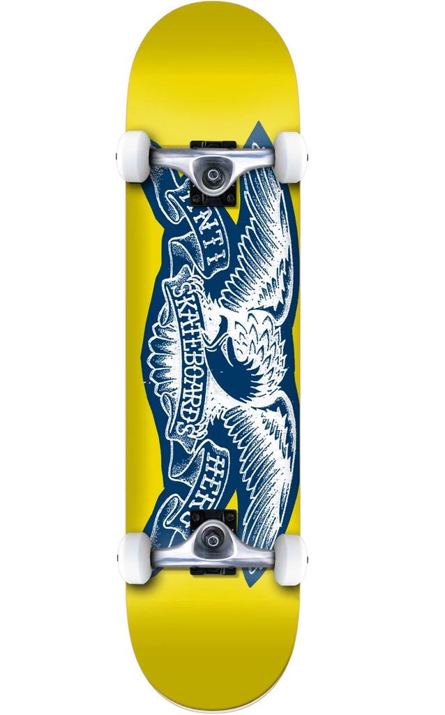 "Antihero Copier Eagle Complete Skateboard 7.5"" FREE USA SHIPPING"
