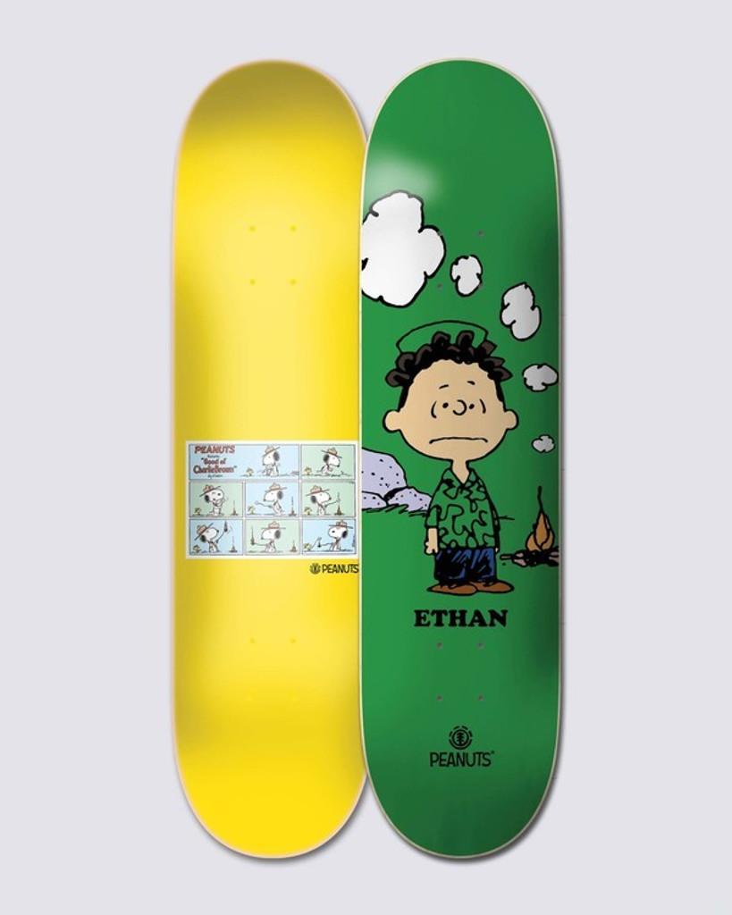 "Element x Peanuts Roy x Loy Deck 8.46"""
