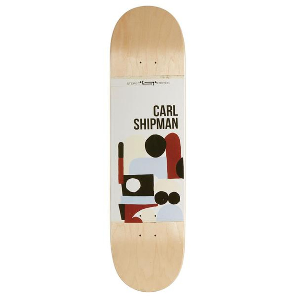 Stereo Carl Shipman Collage Deck 8.25""