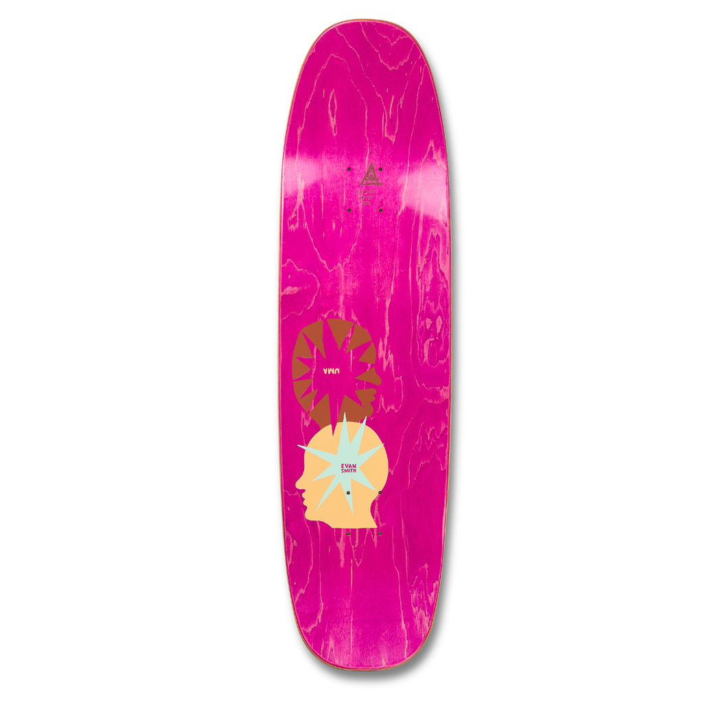 "UMA Star Head Buddies Deck 8.9"" x 32.5"""