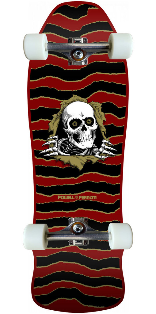 """Powell Peralta Old School Ripper Geegah Reissue Complete 9.75"""" x 30"""""""