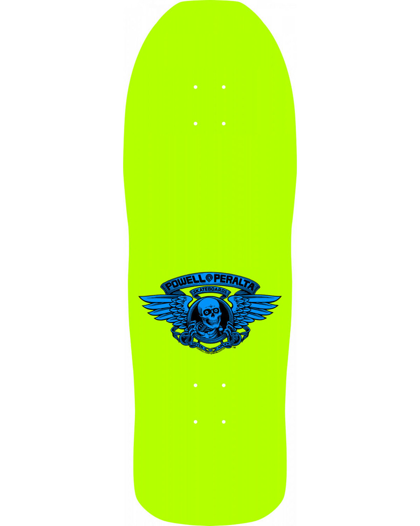 **Pre-Order** Powell Peralta Old School Vallely Elephant Re-Issue Deck (Lime)