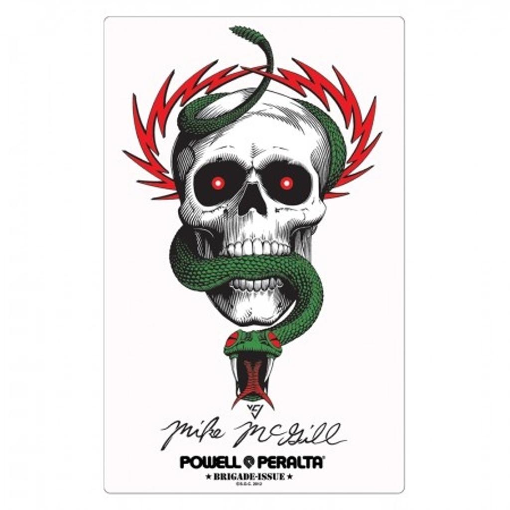 The Bones Brigade McGill Sticker