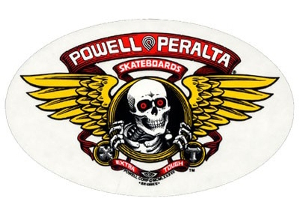 Powell Peralta Winged Ripper Reissue Sticker