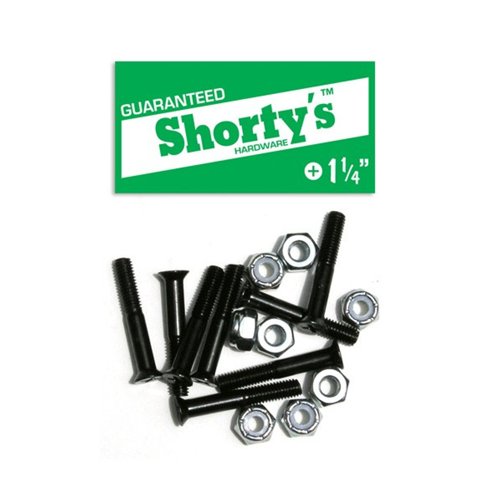 Shortys HARDWARE PHILLIPS 1.25 Inch