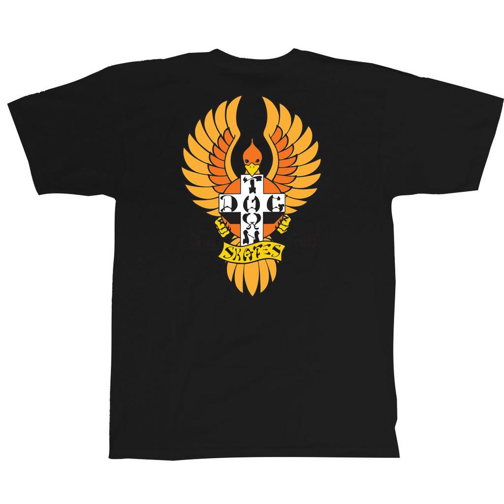 Dogtown Old School Bigfoot T-Shirt (Black)