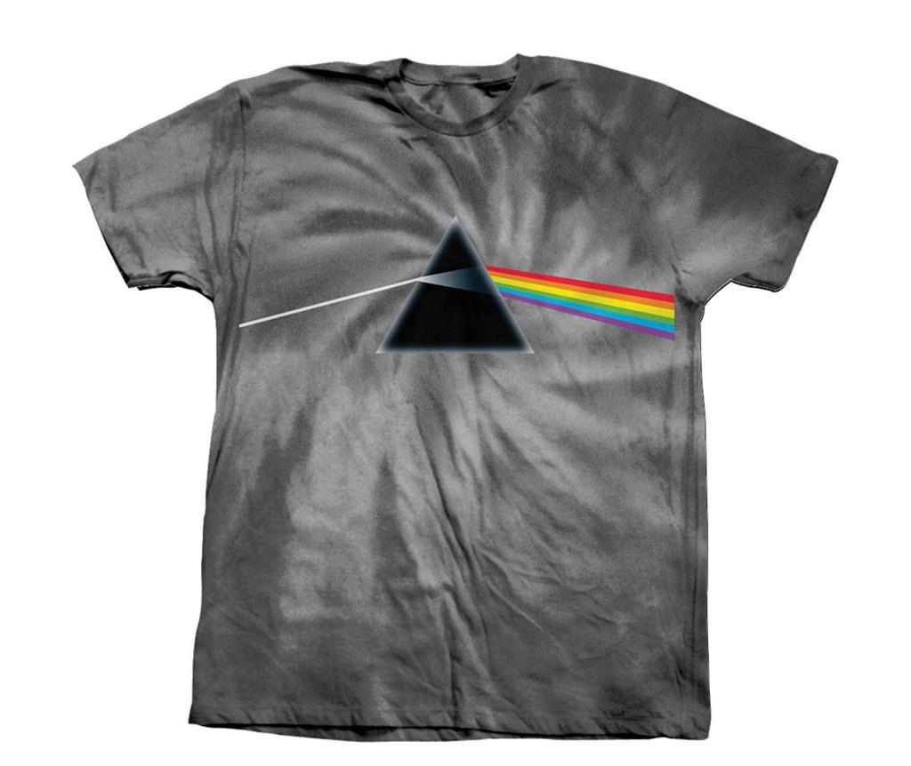 146b27ad Habitat X Pink Floyd Dark Side of the Moon Black Tie Dye T-Shirt