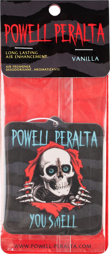 Powell Peralta Ripper Air Freshener Vanilla