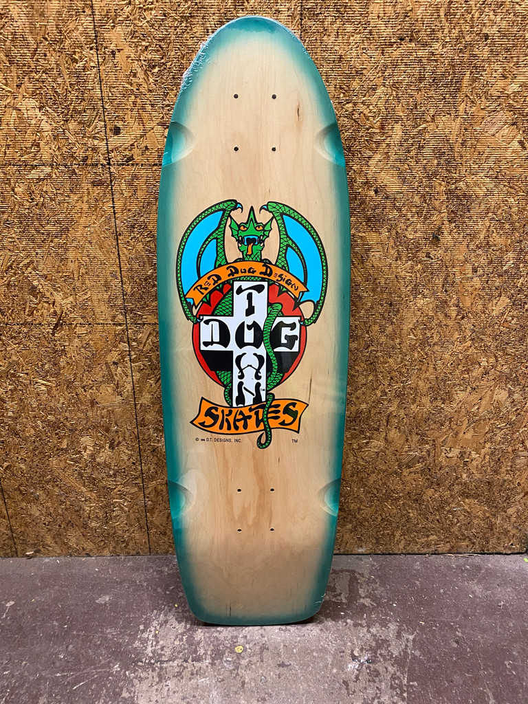 """Dogtown Red Dog Old School Reissue OG Fade Deck 9"""" X 30"""""""