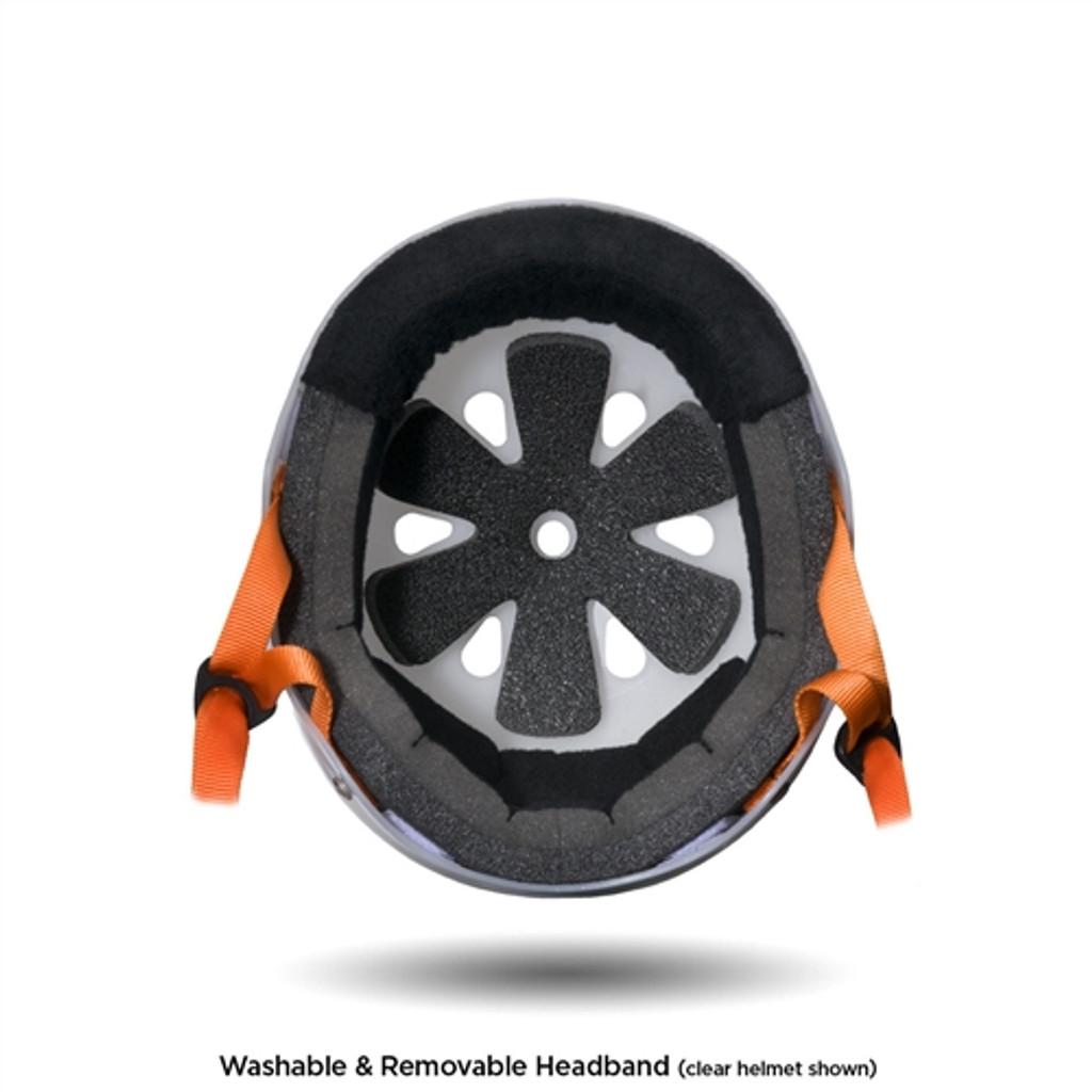 187 Pro Skate Black Gloss Helmet