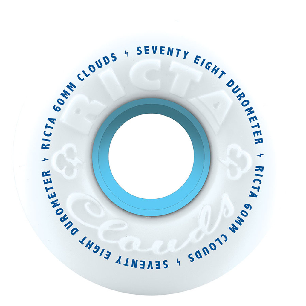 Ricta Clouds Wheels 60mm/78a (Set of 4)