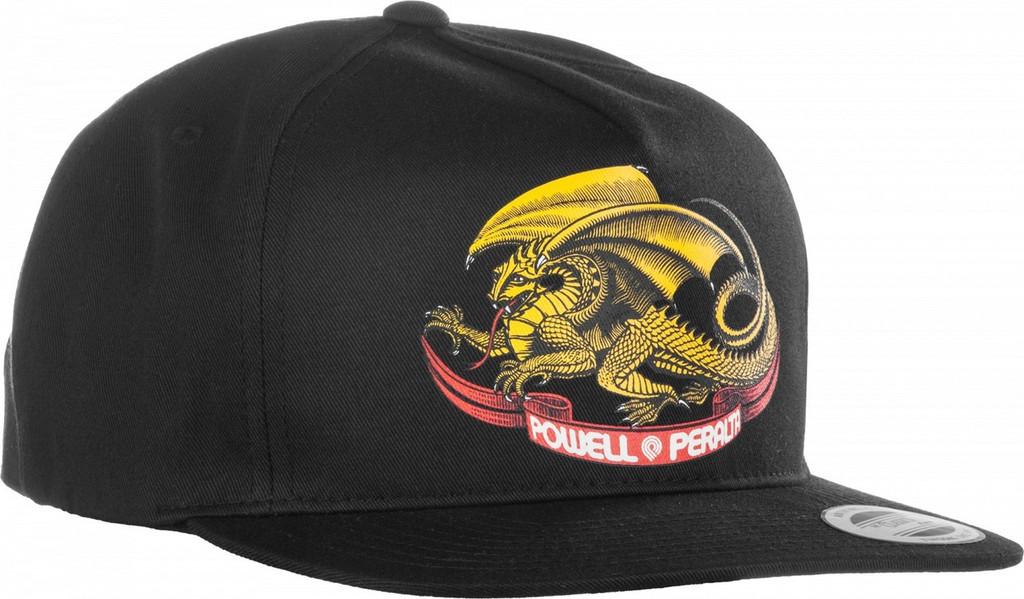 Powell Peralta Oval Dragon Hat Black