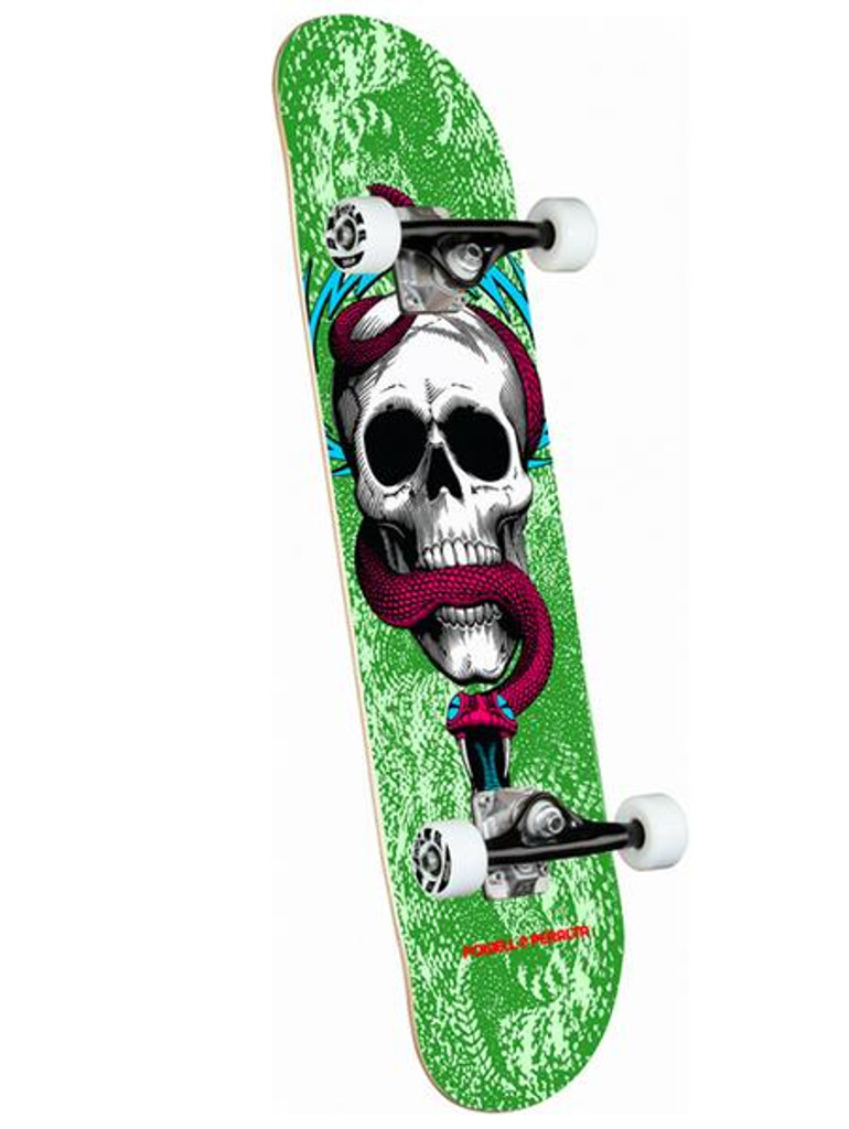 "Powell Peralta McGill Skull & Snake One Off Complete Skateboard 7.75"" X 31.08"""