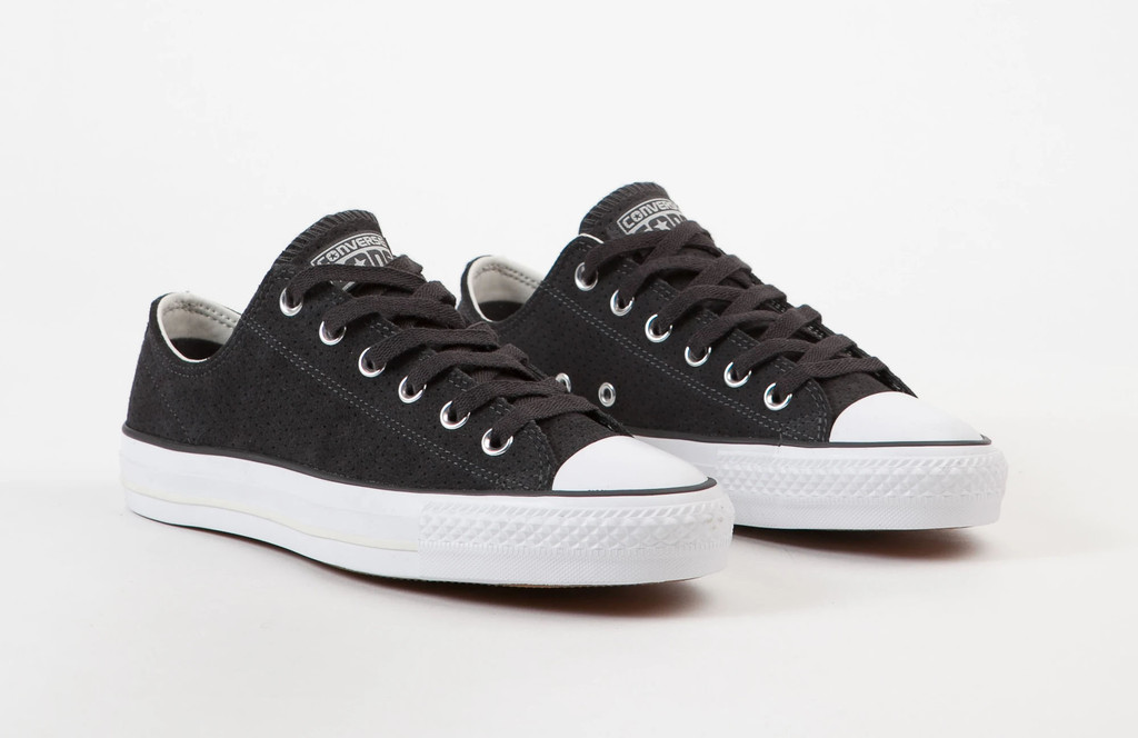Converse CTAS Pro OX Shoes (Almost Black) FREE USA SHIPPING