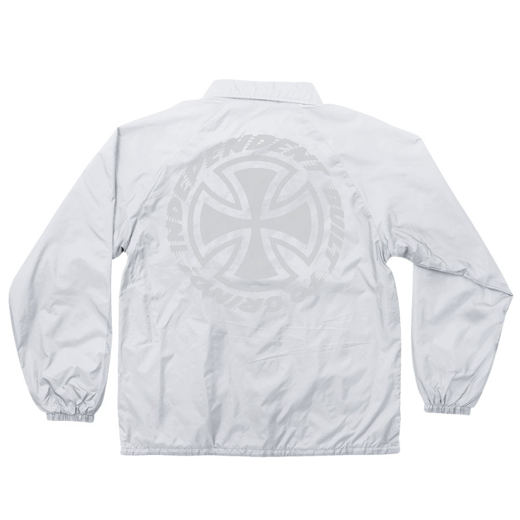 Independent Speed Kills Coach Windbreaker Jacket (Available in 2 Colors)