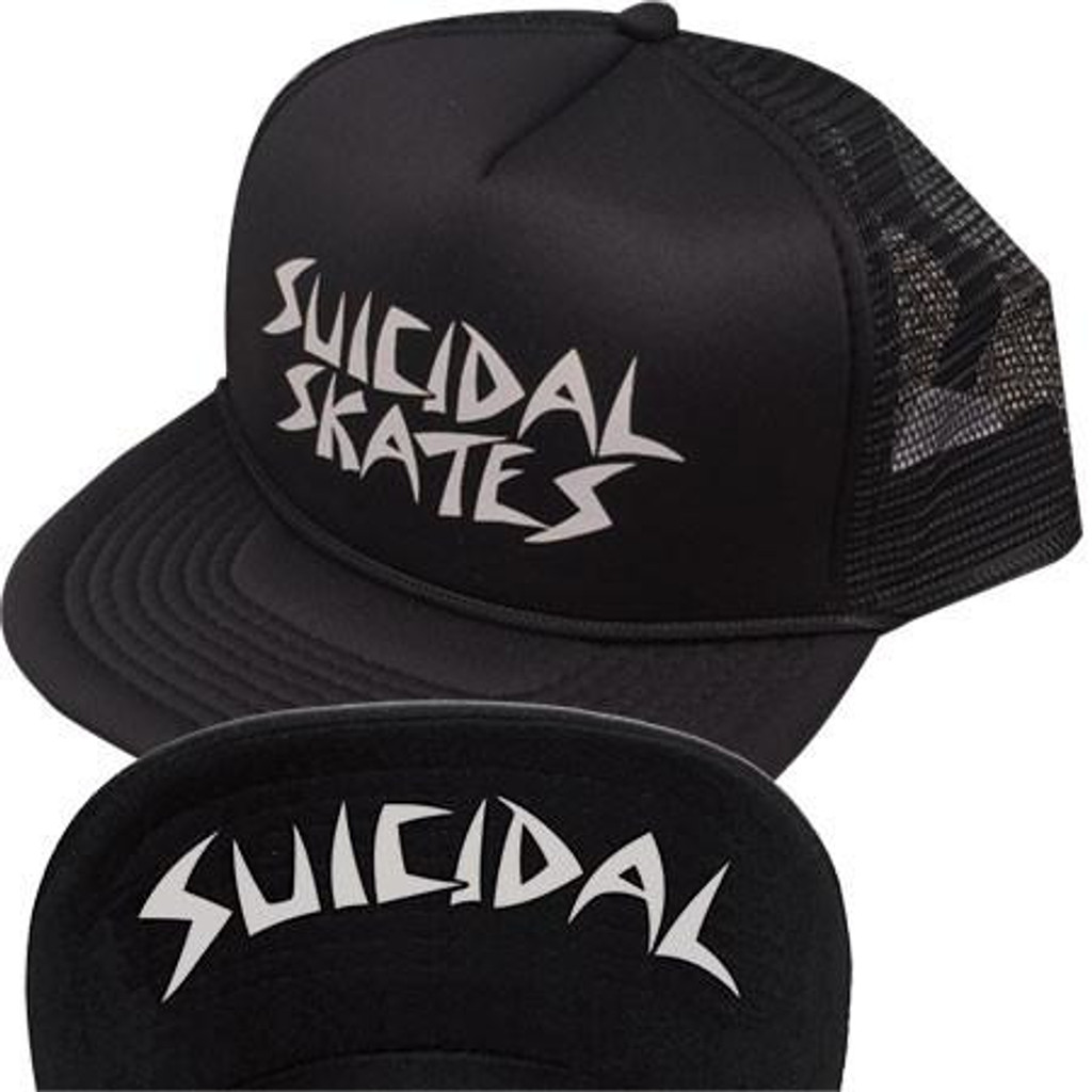 Suicidal Skates Mesh Flip Hat